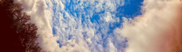 Wolken, Gedanken zu einer Metapher